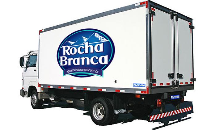 Franquia Truck - Rocha Branca